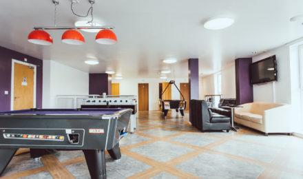 Durham University Colleges Accommodation at Mezzino