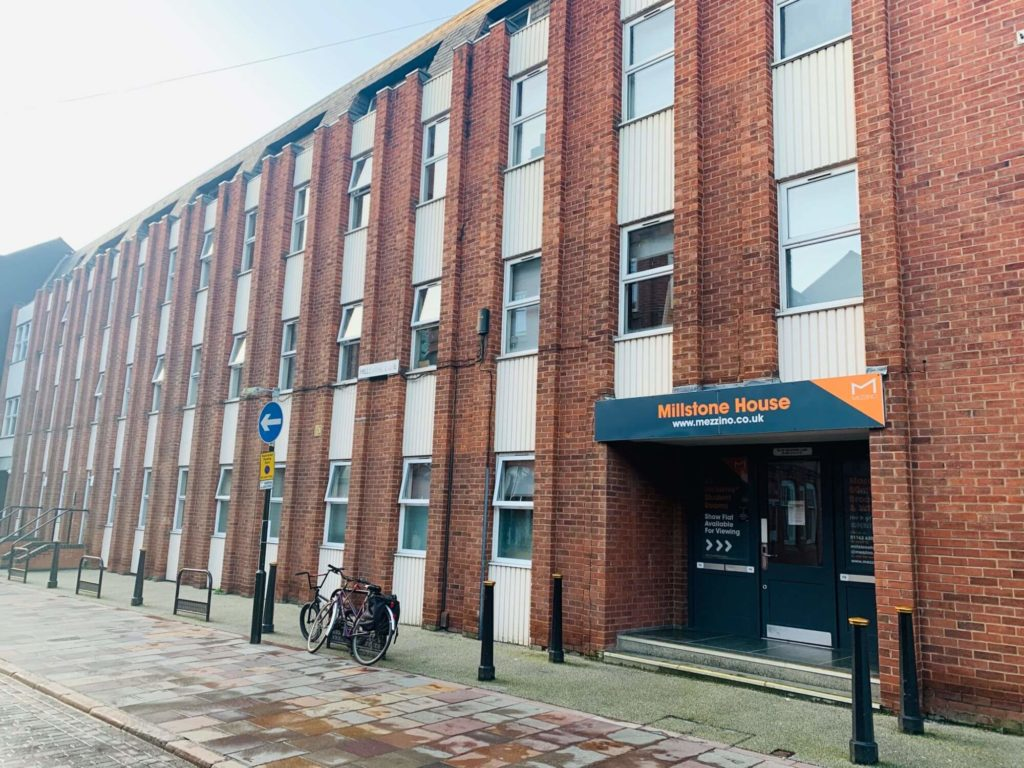 Millstone House - Student Accommodation in Leicester