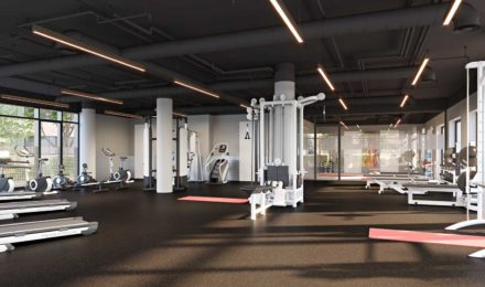 Gym & Aerobics Studio