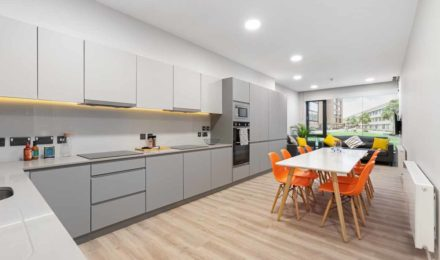HighField House - Kitchen, Living, Dining